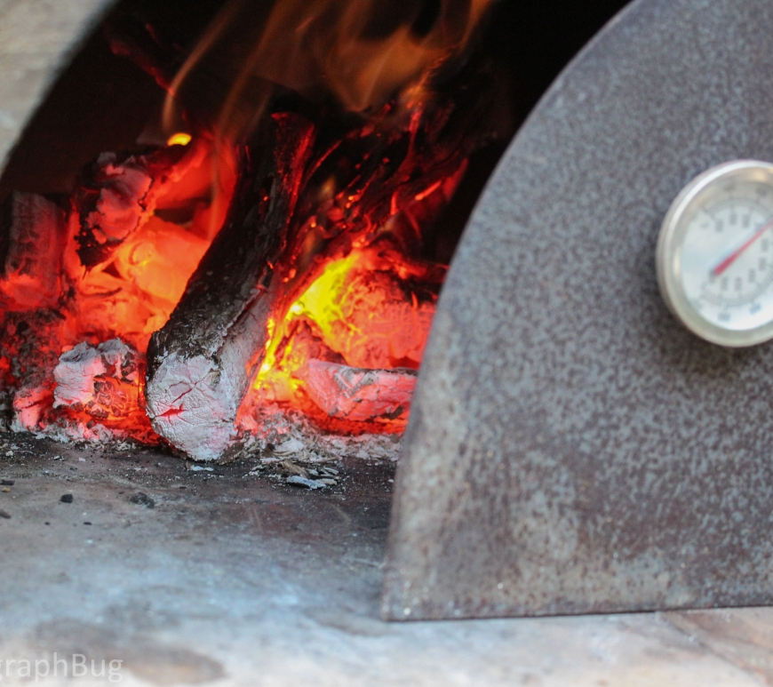 Red Hot Pizza Oven