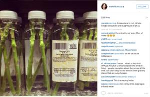 Instagram Asparagus Water