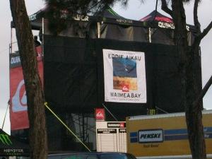 Banner for Eddie 2009