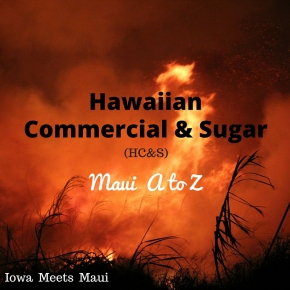 Maui A to Z:HC&S