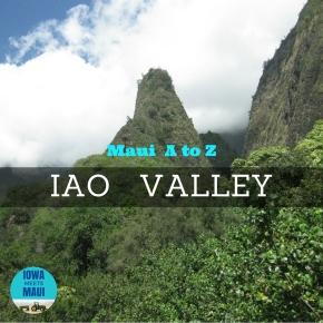 Maui A to Z: IaoValley