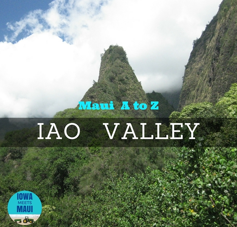 Iao Valley Title