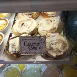 Best Cinnamon Rolls on Maui