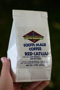 Red Catuai Maui Oma