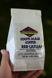 Red Catuai Maui Oma