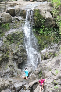 Second Waterfall