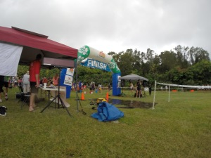 2015 XTERRA Finish Line