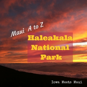 Maui A to Z: National Parks