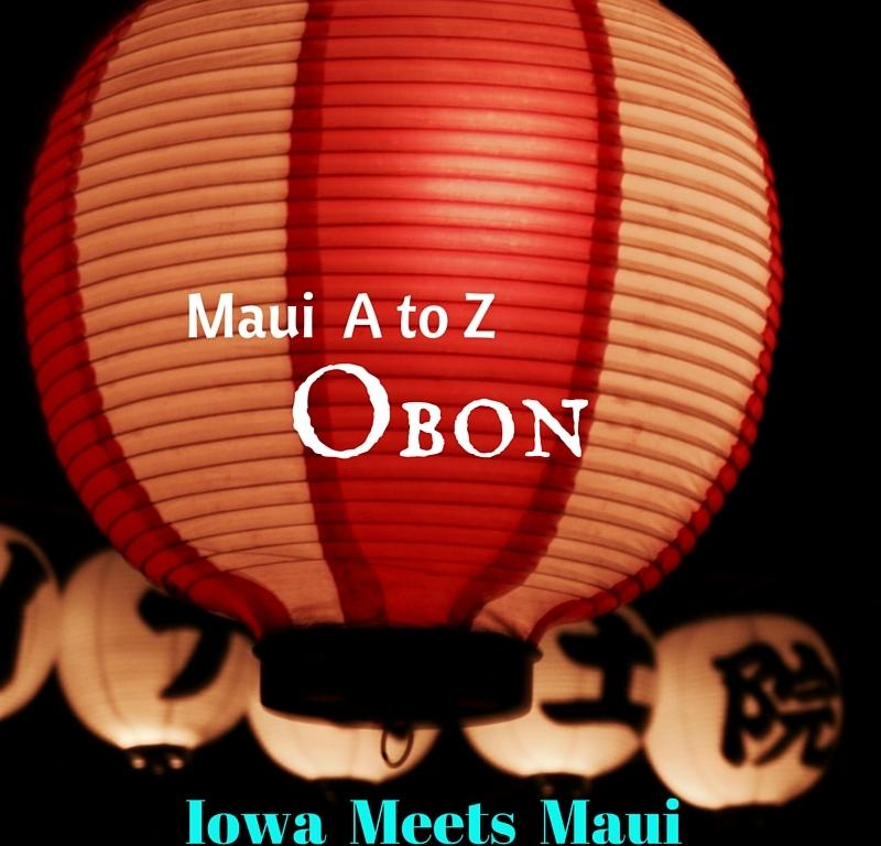 Maui Obon