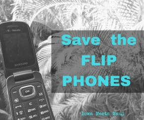 Save The Flip Phone